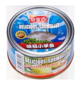 味極小羊魚(128g)